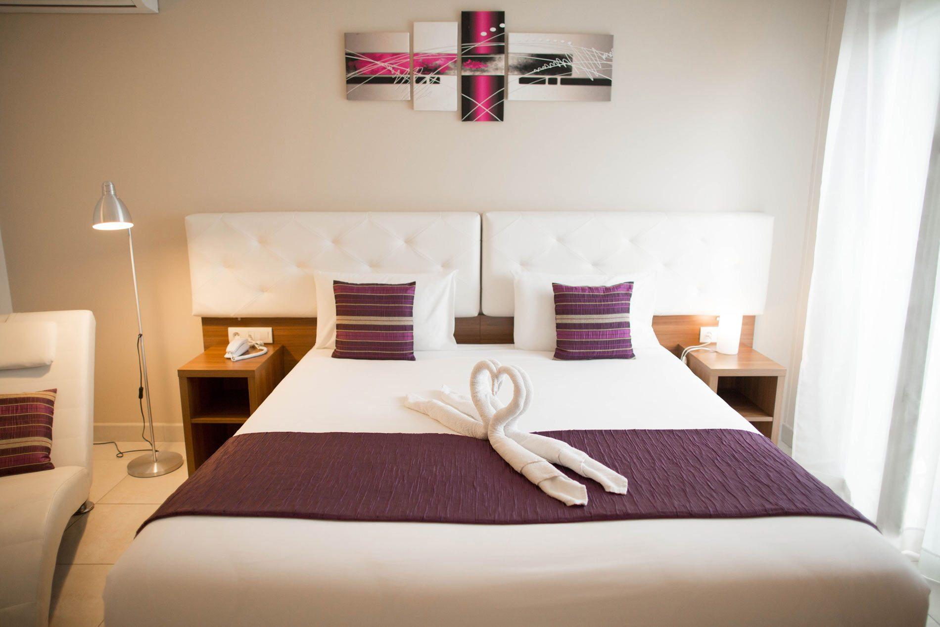Les Chambres Luxury De L U0026 39 H U00f4tel H U0026w Sanary Pour Un Confort